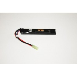 Batería Li-Po 7.4V 1300 mAh 15C Duel Code