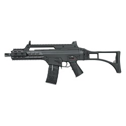 G33 Compact Assault Rifle Light Weight Folding Stock BLACK ICS