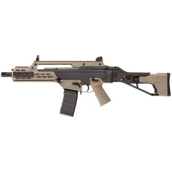 G33 Compact Assault Rifle Light Weight Folding Stock Two Tone ICS