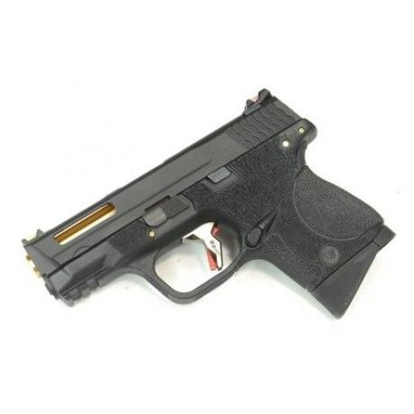 Pistola T1 B – STEALTH BK SLIDE WE