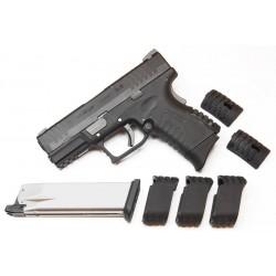 Pistola ULTRA COMPACT 3.8 BLACK GBB WE