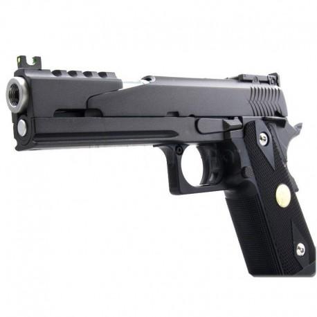 Pistola BLACK DRAGON 5.1 B GBB