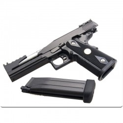Pistola BLACK DRAGON 5.1 B GBB