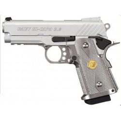 Pistola SILVER 3.8 A GBB WE