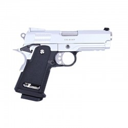 Pistola SILVER 3.8 B GBB WE