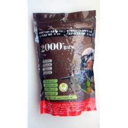 Bolas biodegradables 0.36 (P&J)