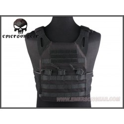 Plate Carrier Tactical Jump EMERSON Negro
