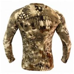 Camiseta manga larga kryptek Highlander