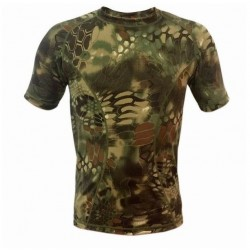 Camiseta manga corta Kryptek Mandrake