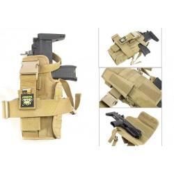 Pistolera PANTAC MP7 DropLeg Holster