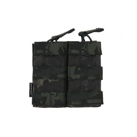 Doble Pouch Mag Multicam Black Emerson