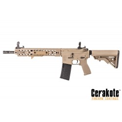 Evolution-Dytac URX3 M4 KAC Dark Earth Lone Star Edition