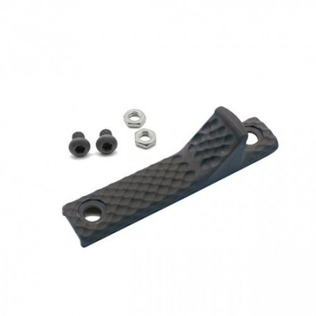 Grip Dytac UXR 3 & 3.1 Two-Hole Hand Stop Black