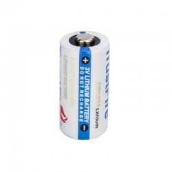 2 Baterías CR123A Litio TrustFire 3v