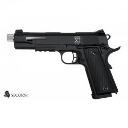 Pistola Secutor CO2 Rudis Plata