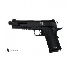 Pistola Secutor CO2 Rudis Negro