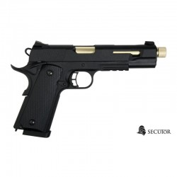 Pistola Secutor CO2 Rudis Oro