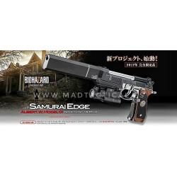 Pistola TOKYO MARUI Biohazard Samurai Edge Albert.W.Model 01 GBB