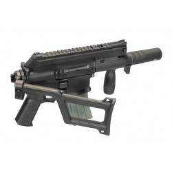 AMOEBA M4-CCC-S (BLACK) AM-006-BK