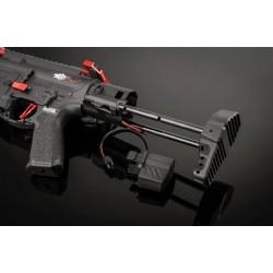 Subfusil Vega Avalon Leopard Carbine AEG - 6 mm Rojo VFC
