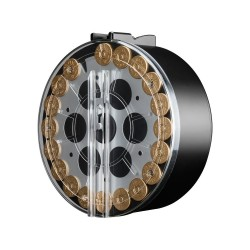 Tokyo Marui 3000rds AA12 cargador drum compatible con SGR 12