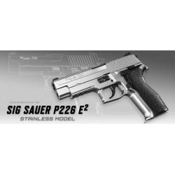 Sig Sauer P226 E2 Chrome Tokyo Marui