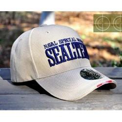 Gorra de béisbol SEAL TEAM tan