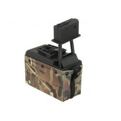 Cargador eléctrico compacto para M249 A&K