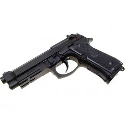 Pistola M9A1 KJW con cargador de gas.