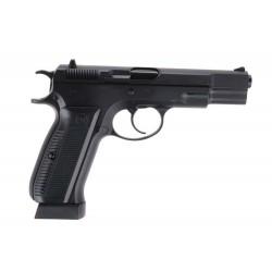 Pistola CZ75 KP09 KJW con cargador de CO2.