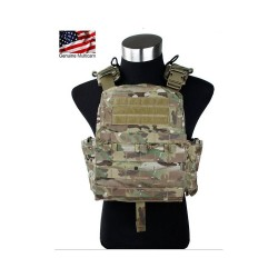 Chaleco CPC TMC Combat Plate Carrier Vest 2021 Version