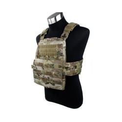 Chaleco TMC Modular Assault Vest AVS System Plate Carrier 2016Ver