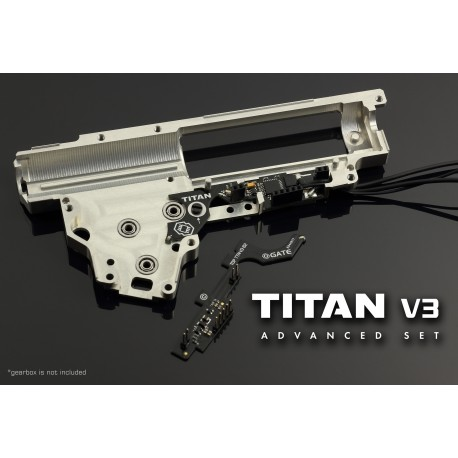 Gatillo electronico Gate Titan V3 Kit advanced