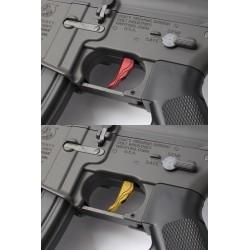 Gatillo recto de aluminio Laylax tipo M4
