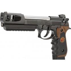 Pistola BioHazard Barry Burton M92 Custom Gen II GBB