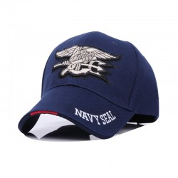 Gorra de béisbol SEAL TEAM Azul Marino