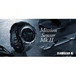 Reloj Mission Sensor II Clawgear