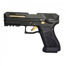 Pistola HFC AG-17 gas Negro