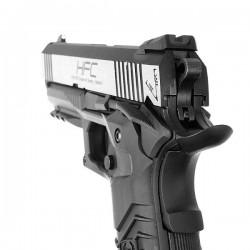Pistola HFC GAS M1911 Silver HG-171SB-C