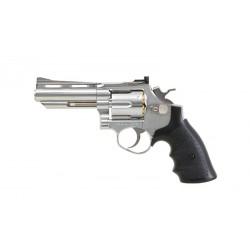 Pistola HFC GAS REVOLVER SILVER HG-132C