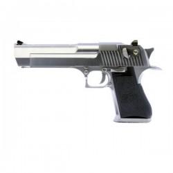 Pistola HFC Gas ESTILO Desert Eagle Silver HG-195S