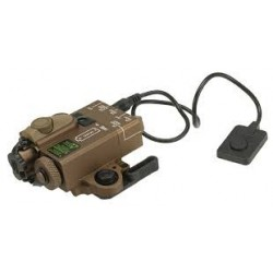 G&P compact dual Laser and Infrared Designator Sand