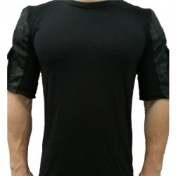 CAMISETA IMMORTAL WARRIOR MULTICAM BLACK