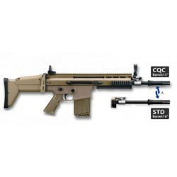 SCAR-H Recoil (FDE) Tokyo Marui pack stage 2