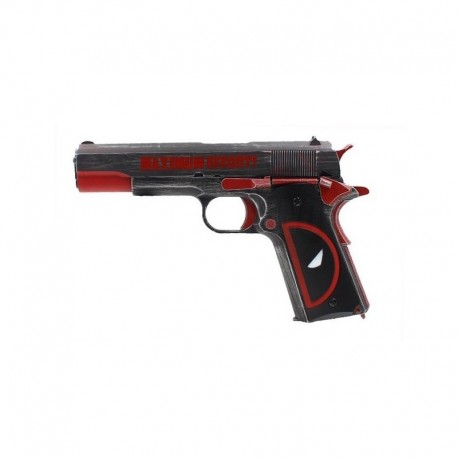 "AW Custom ""Maximum Effort"" 1911 Gas Blowback Airsoft GBB Pistol"