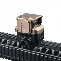 FC1 Red Dot Sight 2 MOA tan