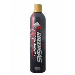 PUFF DINO GREEN GAS PURE 600ml PDGG6A