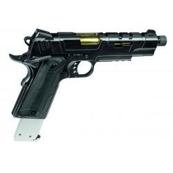 Pistola Rossi Redwings Gold + numero de armero