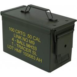 Cajas de munición (30 x 19 x 15 cm)