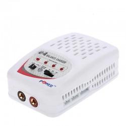 Cargador Balanceador E4AC para baterías Li-Po 2S/3S